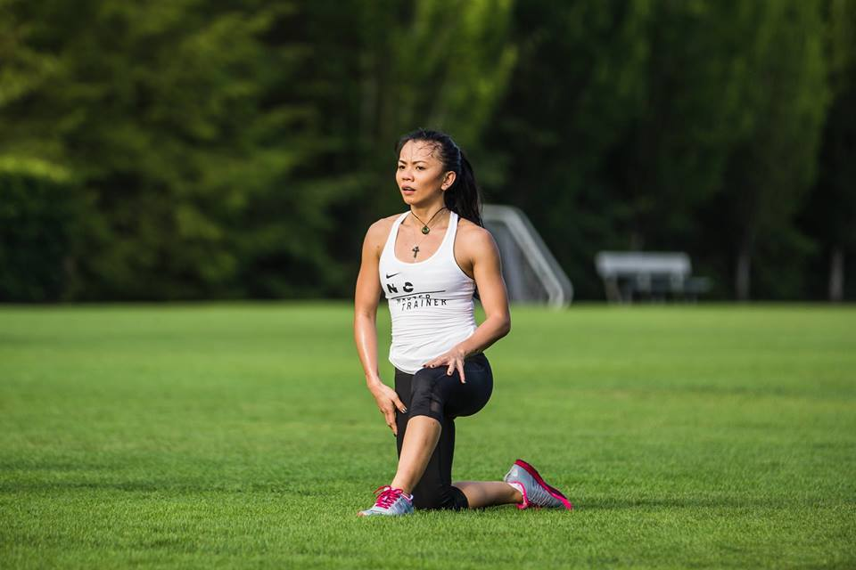 historia Correspondencia Mucama  My journey to becoming a NIKE NTC Master Trainer